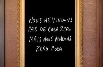 Pas de Coca chez Peppone, ça vous dit quelque chose ?