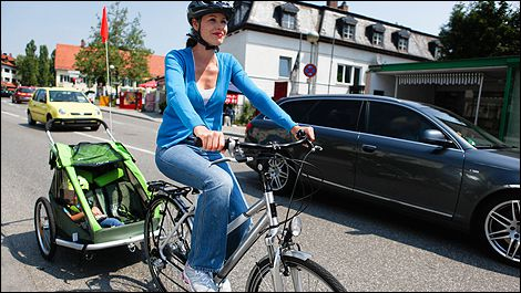Auto & vélo = respect