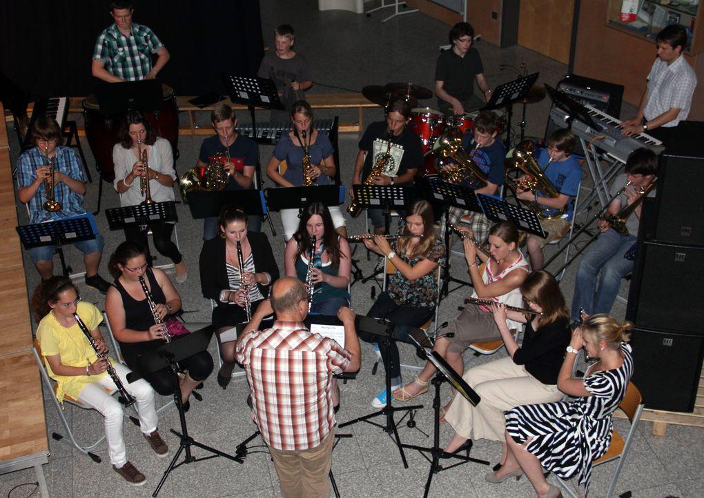 Album - GymnasiumSommerkonzert2011