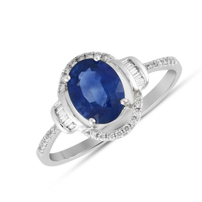 About Gemstone Engagement Rings