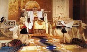Poème du Roi Salomon
