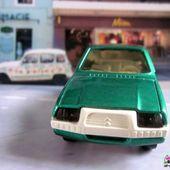 CITROEN VISA VERTE COUGAR 1/43 - car-collector
