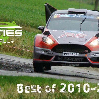 Best Of Ypres Rally 2010 - 2019
