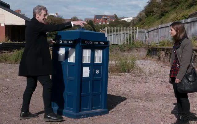Critiques Séries : Doctor Who (2005). Saison 8. Episode 9.