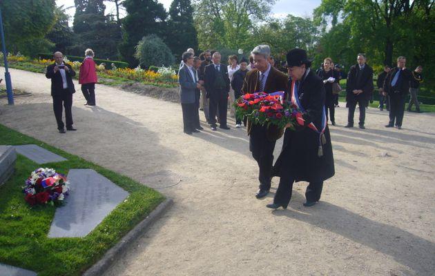 Les harkis d'ile-de-France vont commémorer le 12 mai 1962 à Paris (19 ème)