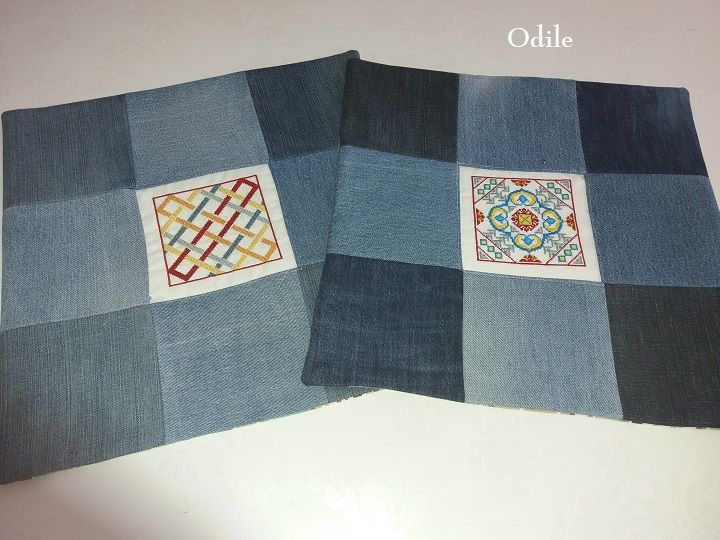 Album  Plaid Patchwork de Mamigoz
