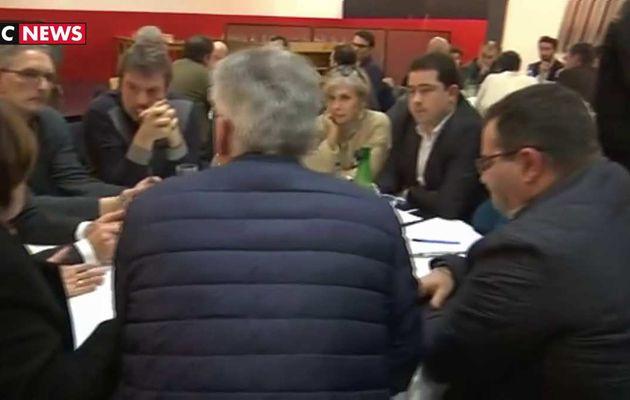 Premier débat à Nantes