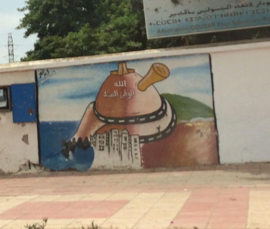 ART STREET à AGADIR