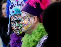 C'était le carnaval de Paris