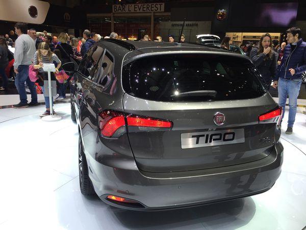 La Fiat Tipo fait son show!!