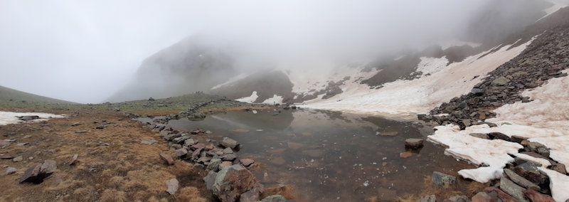 Les lacs de Sarrouyes  2165m