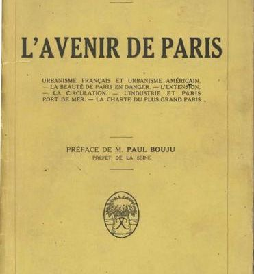 > L'avenir de Paris à Métropolitains
