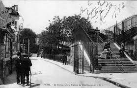 #ParisXX #Paris20éme #ruedelamare #passerelledelamare #durifiichezleshommes #parismaville