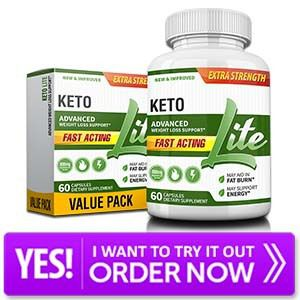 Keto Lite – Boost Metabolism, Achieve Ketosis & Burn Fat!