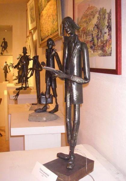 Album - Sculptures Jean MARC