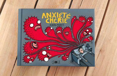 Anxiété, mon amie, mon amour
