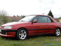 Cabriolet Peugeot 306 2l 16S