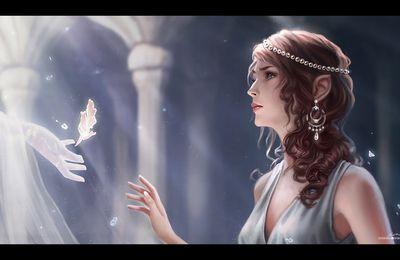 L'arc et le diadème. Voyage en terre elfique