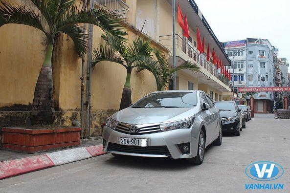 Vân Hải cho thuê xe 4 chỗ chất lượng cao, giá rẻ tại thị trường Hà Nội