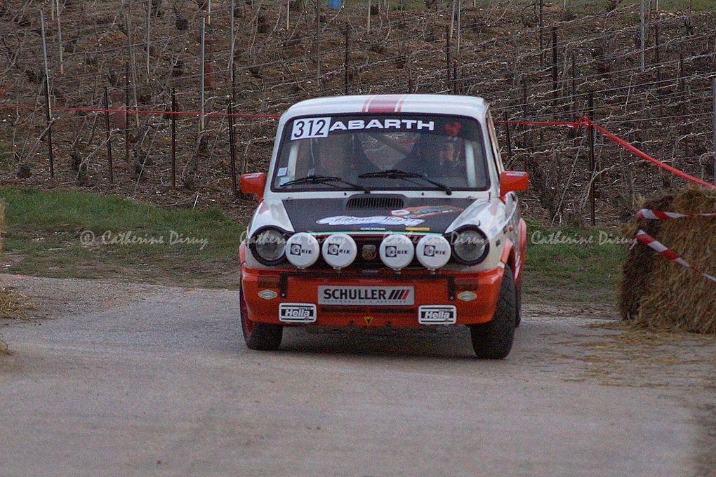 5ème Rallye Véhicules Historiques de Régularité Sportive