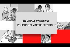 Handicap et Hôpital : pour une démarche...