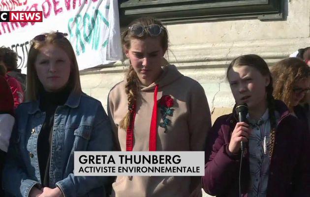 Tout savoir sur Greta Thunberg, l'adolescente icône de la lutte pour le climat
