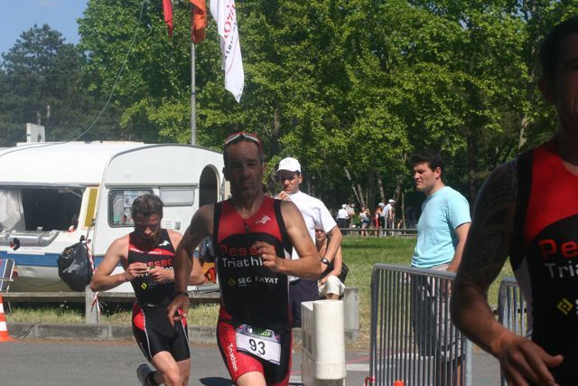 Triathlon de Bordeaux 2014