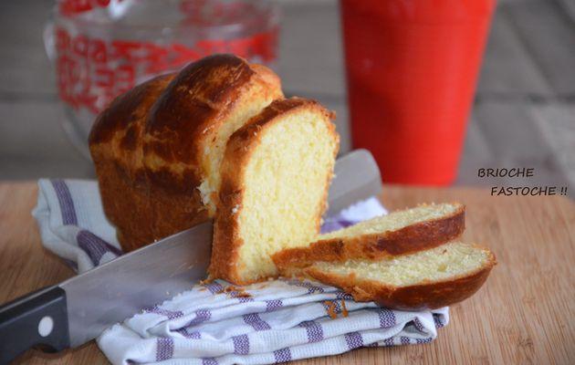 La brioche du boulanger c'est fastoche!!