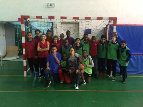 AS HANDBALL BENJAMINS SEMAINE DU 21 NOVEMBRE