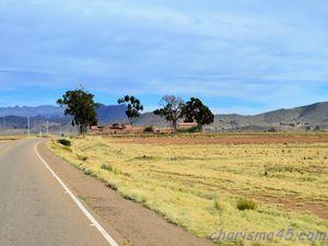 Ruta 5 (Sucre-Potosi) Bolivie en camping-car