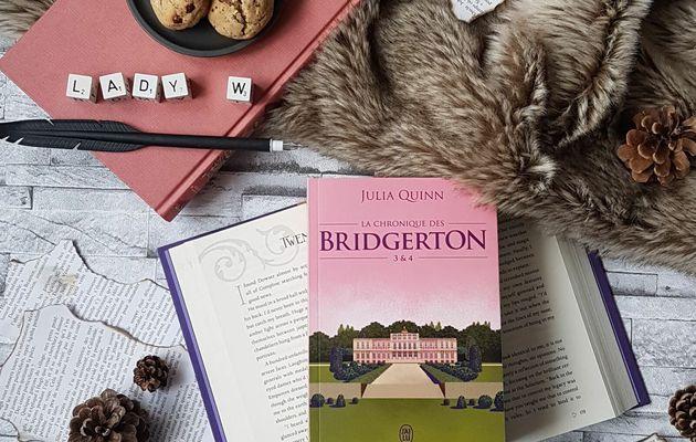 La Chronique des Bridgerton, tome 4 : Colin - Julia Quinn