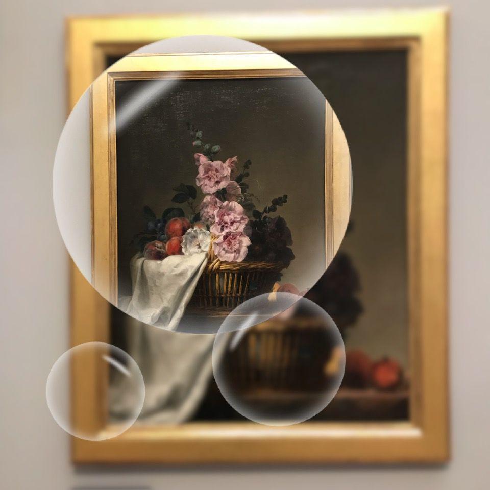 """#Octobrerose, """"Fleurs et fruits"""" de Jean-Louis PREVOST"""
