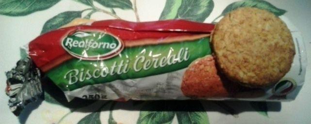"""Biscotti ai cereali """"Realforno"""" - da Lidl"""