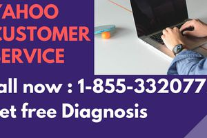 Get technical support by phone for Yahoo Mail 1855-332-0777