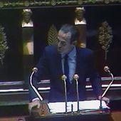 Discours de Robert Badinter sur l'abolition de la peine de mort 1/2   INA