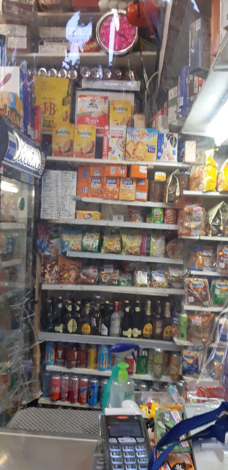 Epicerie nuit ,alimentation nuit.supermarket,