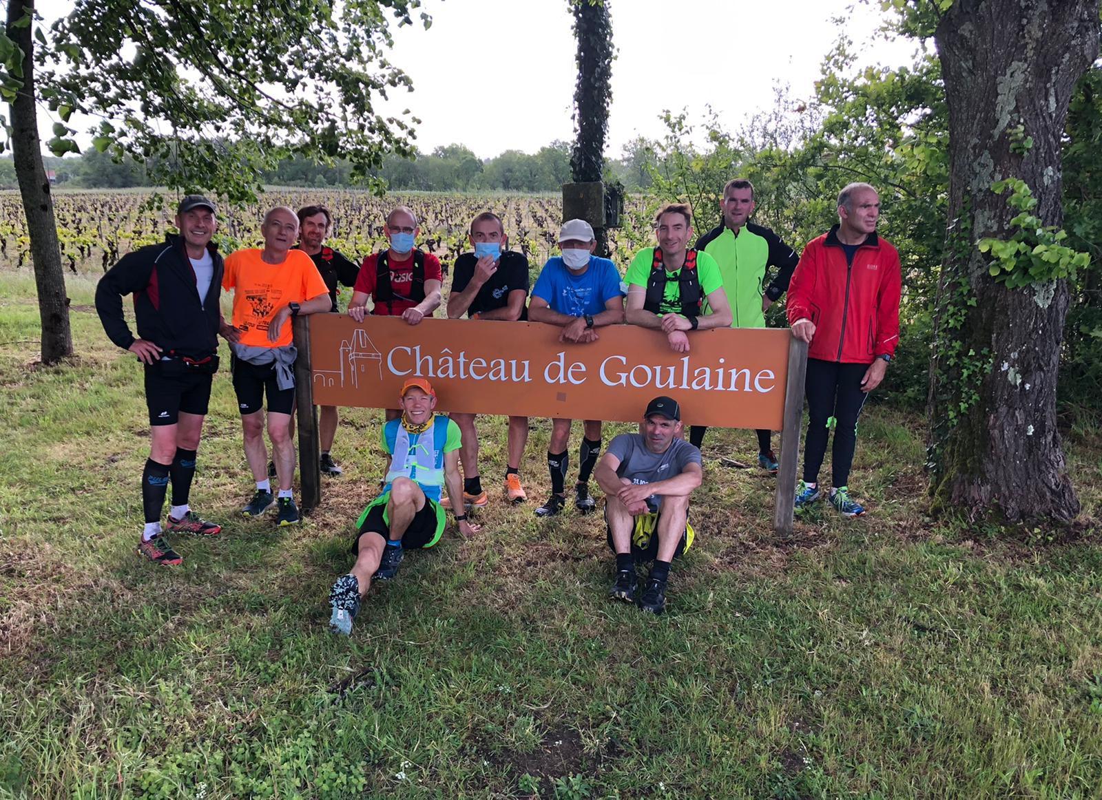 Les Sentiers de Goulaine 16 05 2021