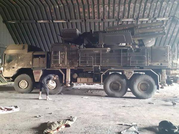 Libye : Tout , tout , tout , vous saurez tout sur le PANTSIR-S1 !