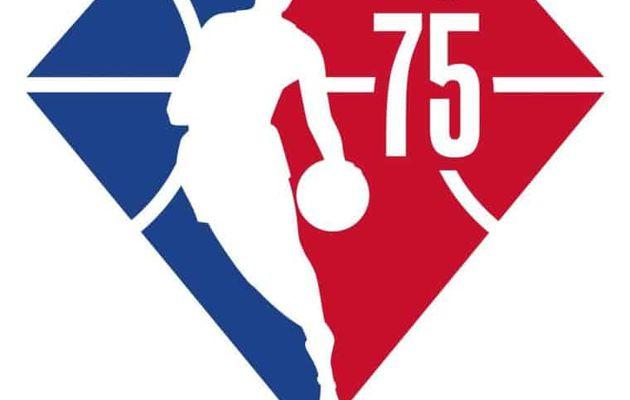 Branding : le nouveau logo de la NBA des 75 ans est dévoilé