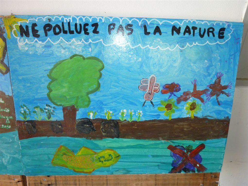 """Opération Nettoyons la nature """"Leclerc"""" 23 septembre 2011"""