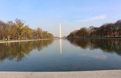 Washington : les mémoriaux du National Mall