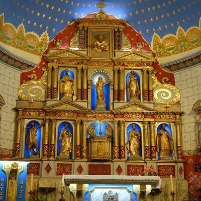Eglise Notre Dame de l'Assomption , Ainhoa ( Pyrénées-Atlantiques 64 ) AAA