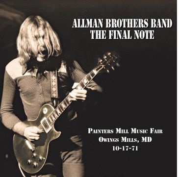 Allman Brothers Band-The Final Note