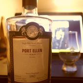 Port Ellen 30Y 1982/2012 Malts of Scotland. - Passion du Whisky & Friends