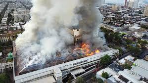 ¡Los Hospitales también se queman!