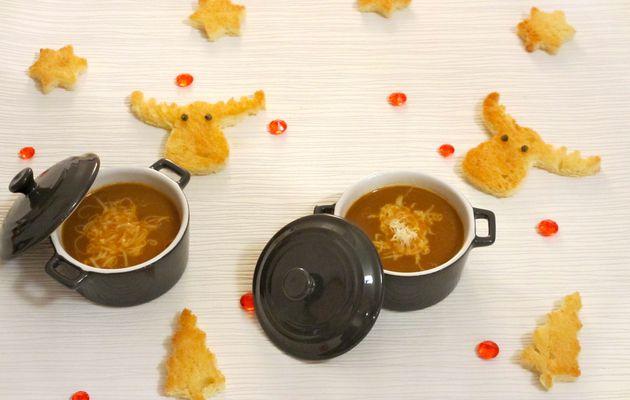 Soupe de bisque de homards
