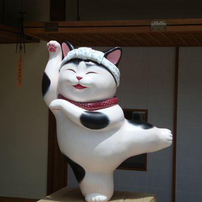 8 H de Suzuka 2010 : Day 7 Visite des Jardins du Temple d'Ise