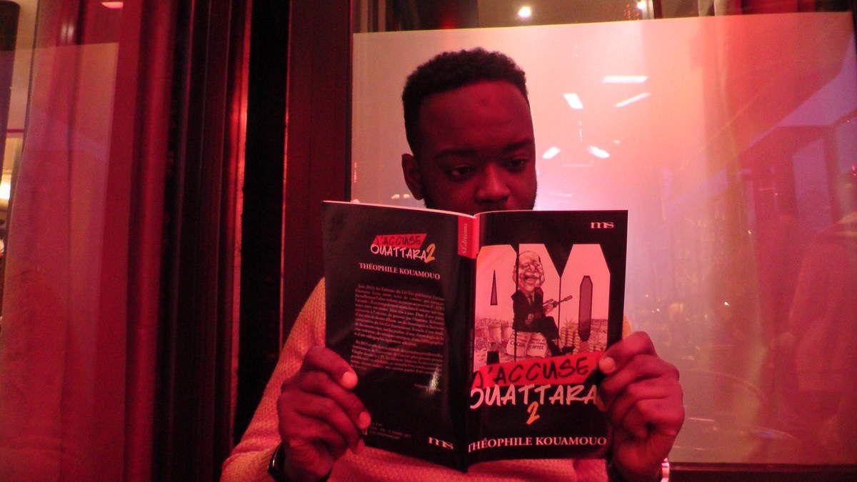 #JaccuseOuattara2 / Fais comme Kalidou Sy, lis Théophile Kouamouo