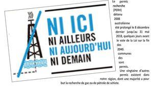Rassemblement contre le permis de Saint-Griède - 7 avril à Auch