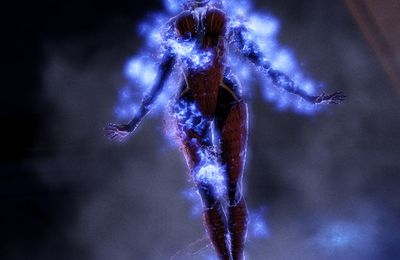 Mass Effect Savaged — les Biotiques